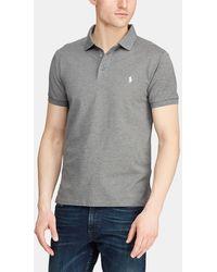 a62153383fd63 Polo Ralph Lauren Wimbledon Slim-fit Cotton-piqué Polo Shirt in ...