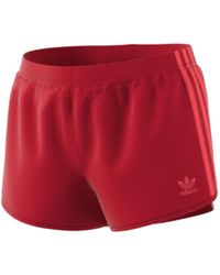 adidas Originals - 3 Stripes Shorts - Lyst