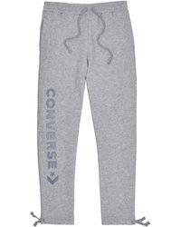 Converse Foundation Pants - Gray