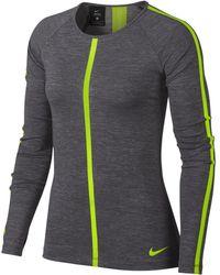 Nike Pro Hypercool T-shirt - Gray