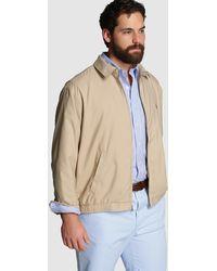 Ralph Lauren Polo Fleece Varsity Jacket In Blue For Men Lyst