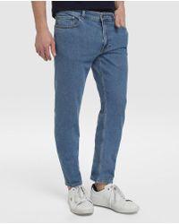 1551bb2a Slim-fit Blue Jeans
