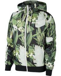 Nike Sportswear Jdi Windrunner Jacket - Green