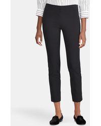 Lauren by Ralph Lauren - Black Skinny Trousers - Lyst