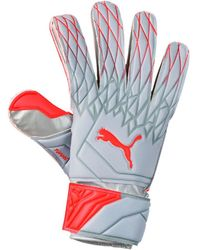 PUMA Future Grip 19.4 Goalkeeper Gloves - Gray