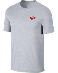3ba4b3eab3ab3 Sportswear T-shirt - Gray