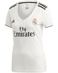 6f6e60e5a125d Real Madrid Cf 2018-2019 Home T-shirt - White