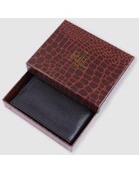 Lauren by Ralph Lauren Black Leather Wallet