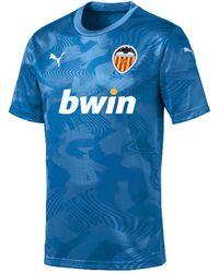 premium selection 6d8d9 802c2 Valencia Cf 2019-2020 Replica Third Kit T-shirt - Blue