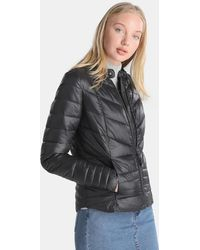Vero Moda - Short Lightweight Quilted Coat - Lyst