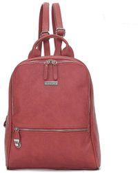Gloria Ortiz Pink 10 L Backpack