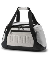 PUMA Gym Duffle Sports Bag - Black