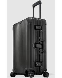 RIMOWA Topas Stealth Rigid Black 64 L Medium Suitcase