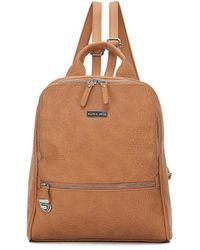 Gloria Ortiz Mustard 10 L Backpack - Brown
