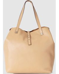 Gloria Ortiz - Sofia Light Brown Leather Shopper Bag - Lyst