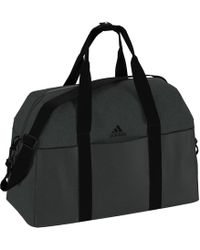 51353baea774 Adidas Daily Gymbag S Women s Sports Bag In Multicolour in Blue - Lyst