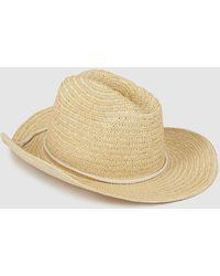 El Corte Inglés - Wo Tan Cowboy Hat - Lyst