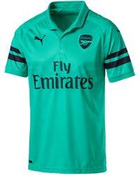 half off 04d47 acb0d Arsenal Fc 2018-2019 3rd Kit T-shirt - Green