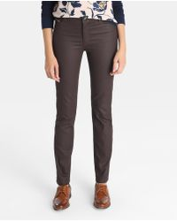 Zendra El Corte Inglés - El Corte Inglés Zendra Adela Push Up Five-pocket Trousers - Lyst