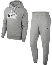 Nike Sportswear Tracksuit - Gray