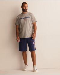 Polo Ralph Lauren Pantalón De Deporte Azul Regular Fit Tallas Grandes