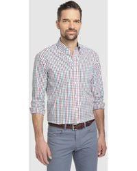 Mirto - Classic Multicoloured Check Shirt - Lyst