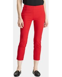 Lauren by Ralph Lauren - Wo Capri-length Skinny Trousers - Lyst