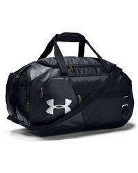Under Armour Undeniable 4.0 Duffle Sports Bag - Blue