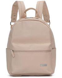 Gloria Ortiz Ecru 10 L Backpack - Natural