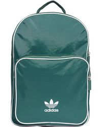86f0c96dbdb Lyst - adidas Originals Drawstring Backpack In Shoe Chaos Print ...