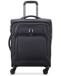 Delsey Optimax Lite Black Soft-sided Cabin luggage Up To 36 L