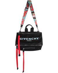 Givenchy Large Pandora Nylon Bag - Black