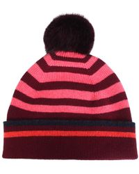 Paul Smith Wool Hat - Red