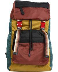 Marni - Multicolour Nylon Backpack - Lyst