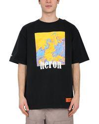 Heron Preston Crew Neck T-shirt - Multicolour