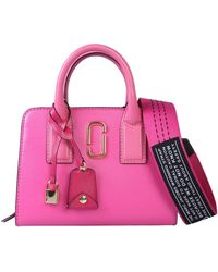 Marc Jacobs Borsa The Little Big Shot - Rosa