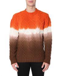 Ballantyne Turtleneck Sweater - Orange