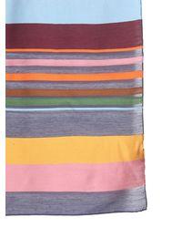 Paul Smith Jacquard Scarf - Multicolour