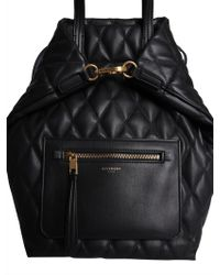 Givenchy - Quilted Tote Backpack Bag - Lyst