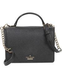 Kate Spade - Hope Mini Leather Crossbody Bag - Lyst