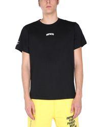 "Helmut Lang ""impress"" T-shirt - Black"
