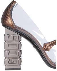 Gcds Sista Court Shoes - Brown