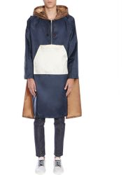 Marni - Hooded Raincoat - Lyst