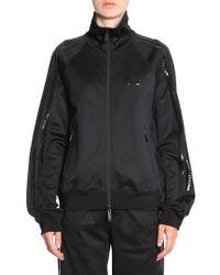 DSquared² Zipped Sweasthirt - Black