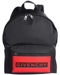 Givenchy Nylon Backpack - Black