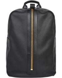 Tom Ford - Front Zipped Backpack - Lyst