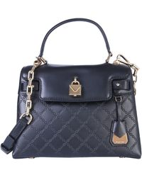 MICHAEL Michael Kors Medium Gramercy Leather Bag - Black