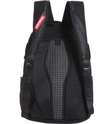 Sprayground - Ghost Chenille Shark Cotton Backpack - Lyst