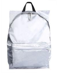 Eastpak - Oversize Padded Satin Pak'r Backpack - Lyst