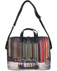 Paul Smith Mini Sp Folio Bag - Multicolour